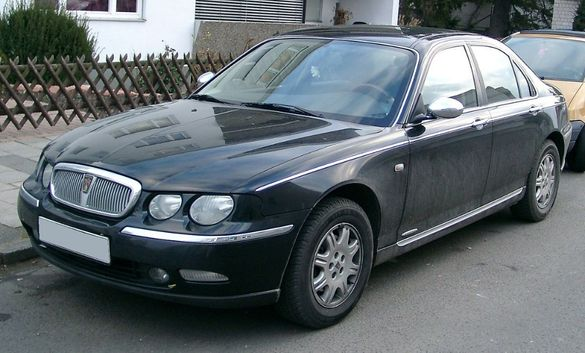 Rover 75 на части 2.0 д 2001 година