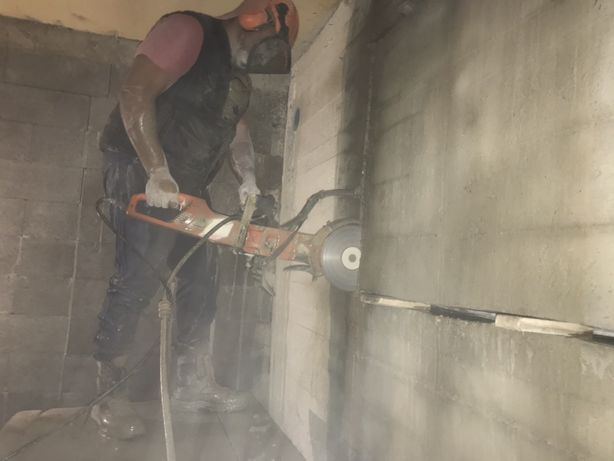 Taiere beton,gauri beton