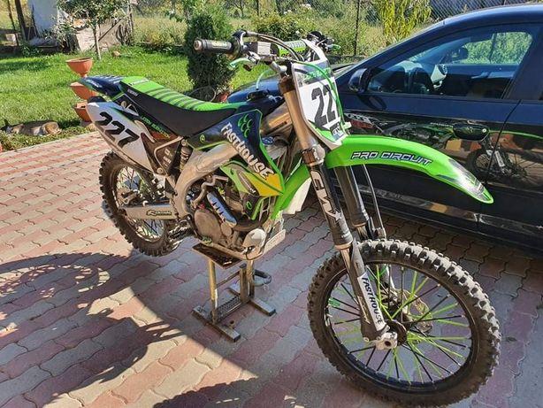 Kawasaki kxf atthena 490cc
