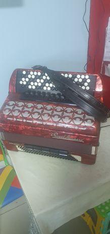 Баян (кнопочный аккордеон)