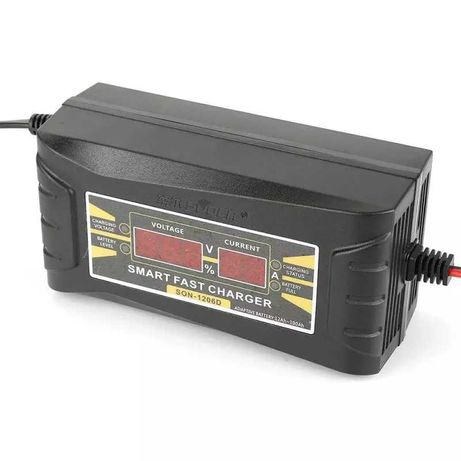 Зарядное устройство для аккумуляторов автомобиля мотоциклов