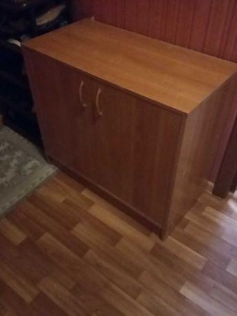 Шкаф для обуви , цвет светлый орех