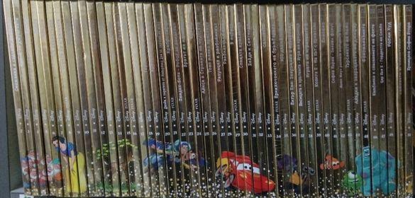 Златна колекция приказки на Дисни. Нови, неразопаковани книги.