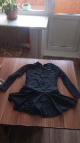 Продам танцевальный купальник для девочки 9-12 лет