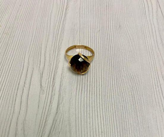 0% Кольцо с камнями, золото 585 Россия, вес 3.27 г. «Ломбард Белый»