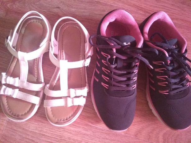 Обувь для девочек 34размер