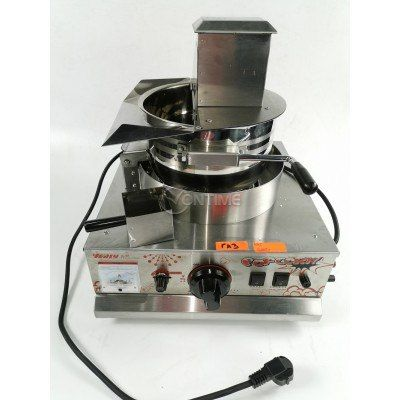 Машина за пуканки на газ 3 KW