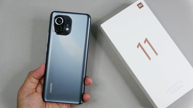 Xiaomi MI11 8/256 Mignight Gray