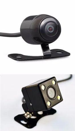 HD Мини Камера За Задно Виждане Водоустойчива Нощно Виждане LED