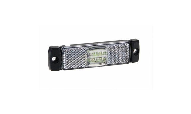 Lampi pozitie LED Fata / Laterale pentru platforme / remorci / rulote