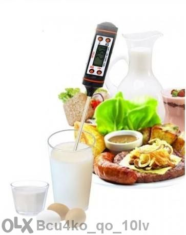 Дигитален Кухненски Термометър с 15см сонда / Готвене гр. Трявна - image 1