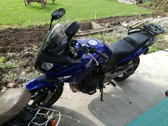 Honda CBF 600 на части