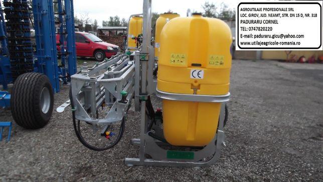 instalatie ierbicidat 600 litri