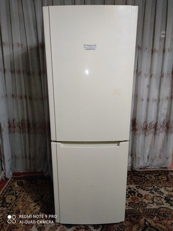 Холодильник полностью рабочий