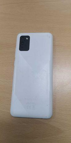 Donez Samsung galaxye a02S 5G  detalii la telefon