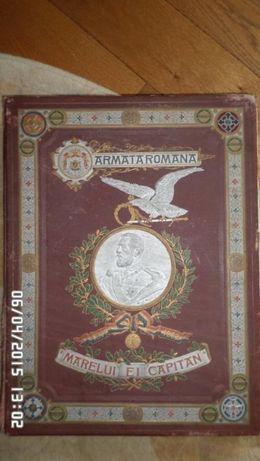 Albumul Armatei Romane,1902