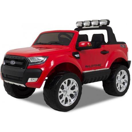 Masinuta electrica Ford Ranger 4x4 cu ROTI MOI 4x45W #Rosu