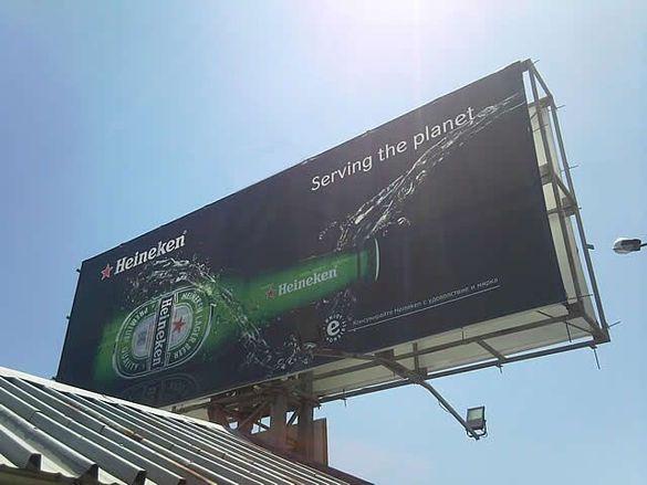 Винили билборди билбордове покривала бризент платнища платна