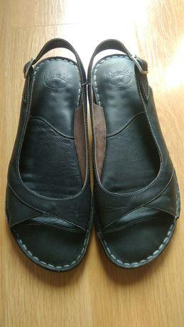 Pantofi Marelbo piele naturală 39