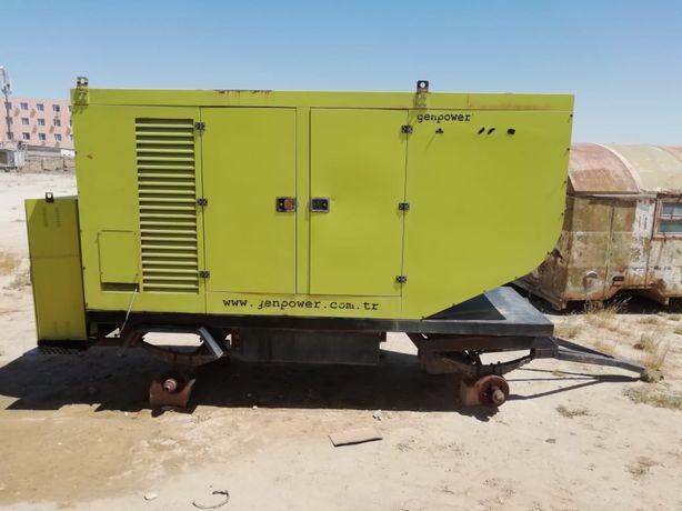 Дизельный генератор GenPower GVP 205