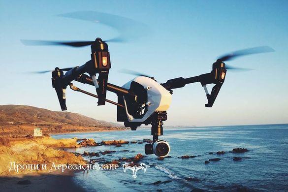 Фото и видео заснемане с дрон