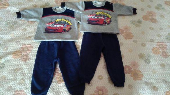 Панталони, ватирани долнички, р-р 80