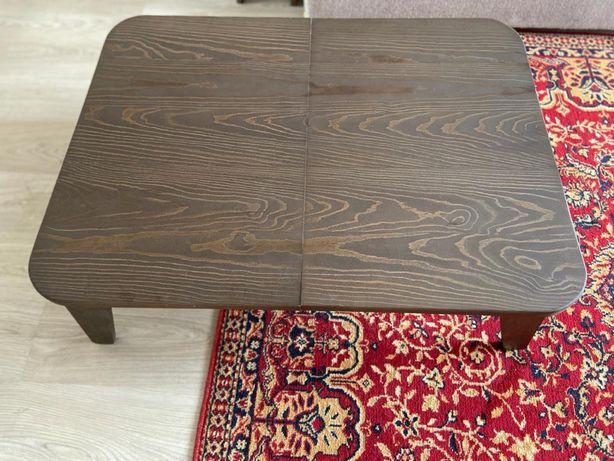Деревянный новый стол складной, ручная работа. 2 шт.