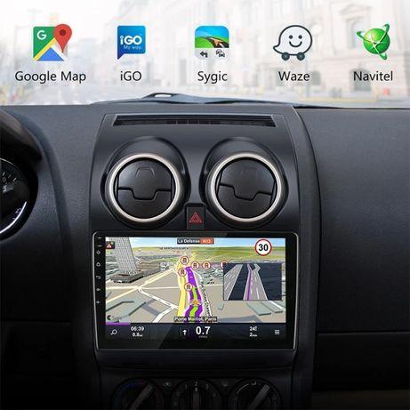 Sistem de Navigatie Nissan Qashqai J10, Android, Android,Garantie