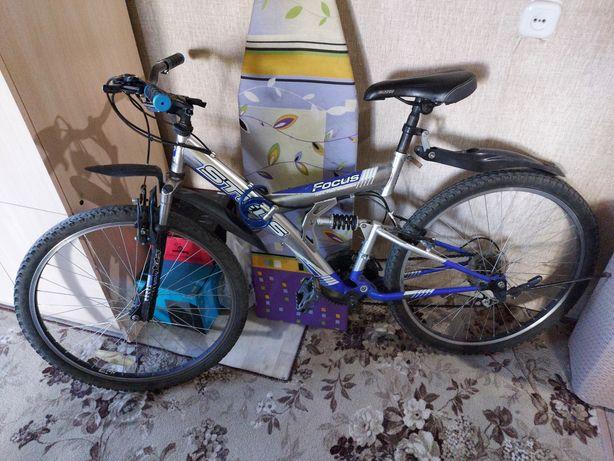 Велосипед Stels Focus