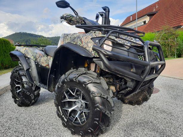ATV Kawasaki brute force750 4x4i EPS 2015 inmatriculabil,RAR,variante