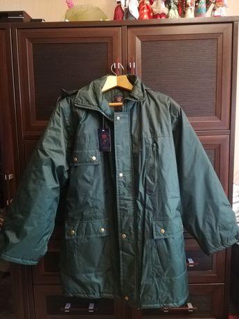 Куртка мужская 50 размер утепленная