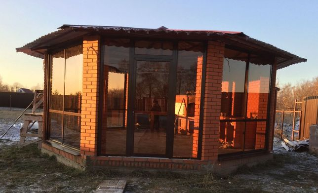 Пластиковые окно Дверь и Балкон Есік Терезе! Сложный замок в ПОДАРОК!