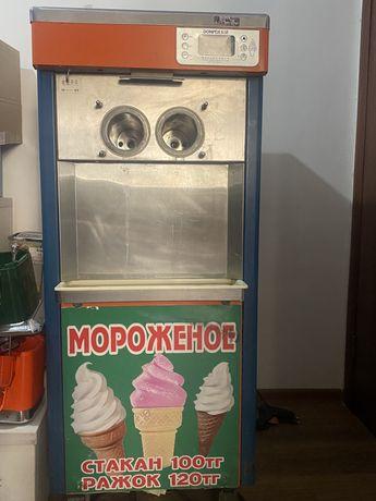 Мороженое аппарат