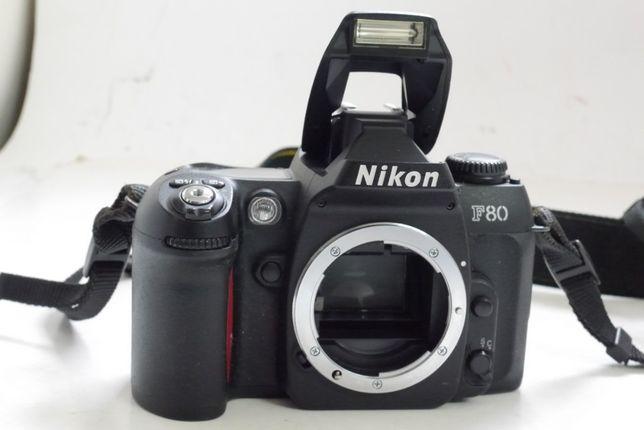 NIKON F80 , Made in Japan - SUPER PRET !!!