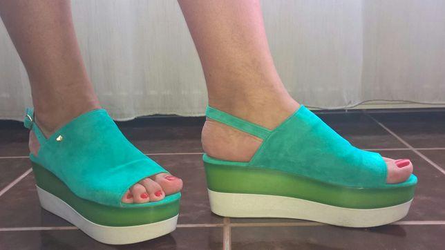 Sandale Love Moschino