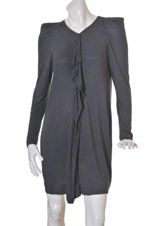Rochie Top Designer model unic deosebit jersey finut,umeri pronuntati
