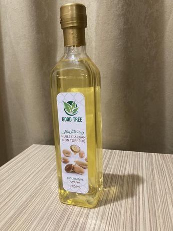 Арганово масло от Мароко