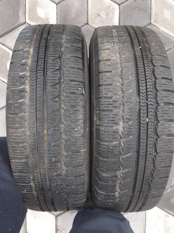 Două anvelope Iarna 195 70 R15 C