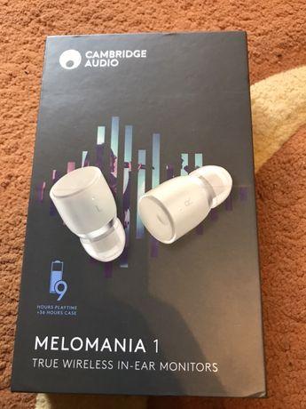 casti wireless cambridge melomania. audiofile
