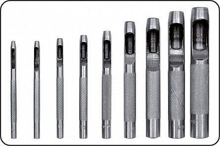 Set - Preducele - YATO Polonia - YT3590 - 2.5/10mm - 9PCS