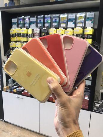 Silicone Case за iPhone 12, различни цветове