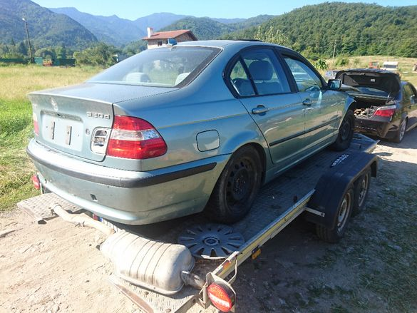 БМВ Е46 320д 150коня BMW E46 320D 150hp на части