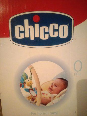 Шезлонг люлка Chico