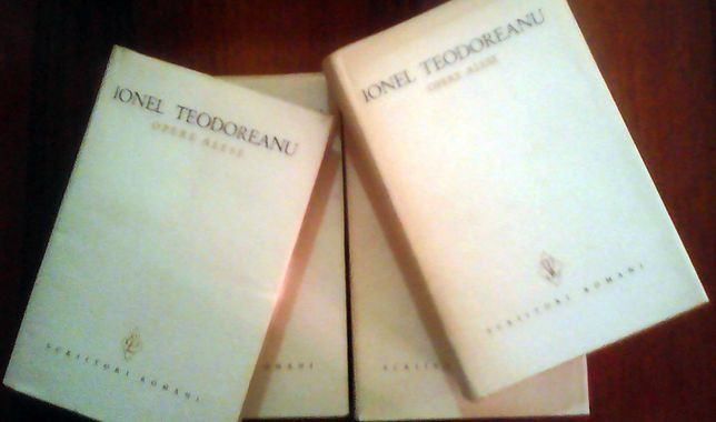 Ionel Teodoreanu - Opere alese 3 vol