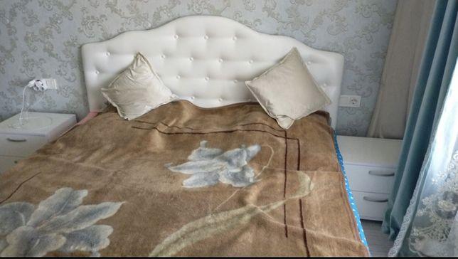 Кровать двухспальная и односпальная