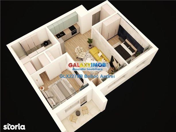 Vanzare  apartament 3 camere Valea Oltului