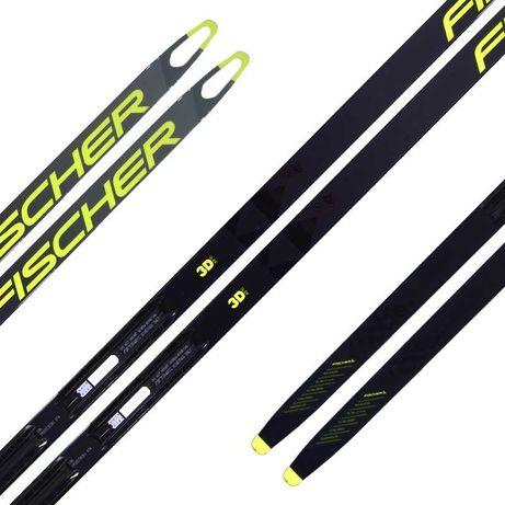 Лыжи гоночные Ficsher 3d glide stiff