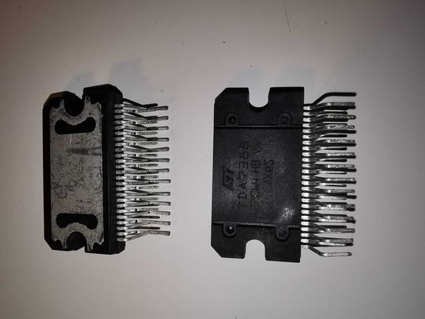 Circuit integram de amplificare 4x45w tda 7380
