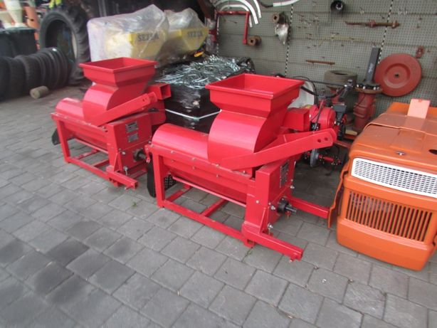 batoza boabe atasabile tractor