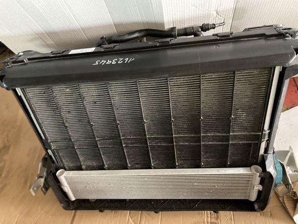 Ansamblu radiatoare radiator BMW seria 5 G30 G31 G32 G11 G12 clima